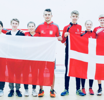 29th European U19 Junior Individual oraz 35th European U19 Junior Team