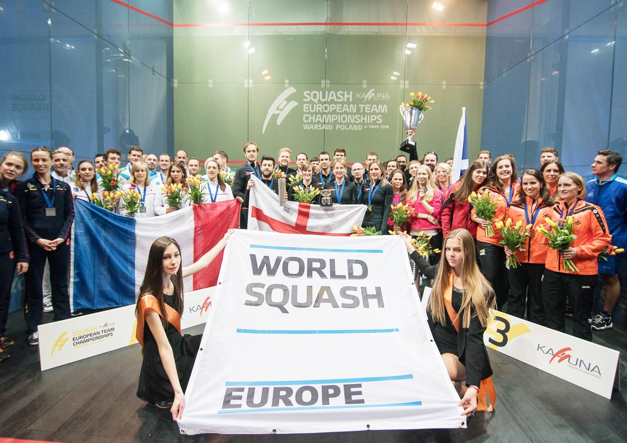 Drużynowe Mistrzostwa Europy Dywizji 1&2 2018 znów w Polsce!