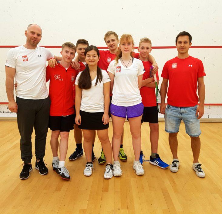 European Under 15 And Under 17 Junior Team Championships 2018 - wyniki