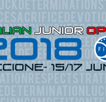 Italian Junior Open 2018