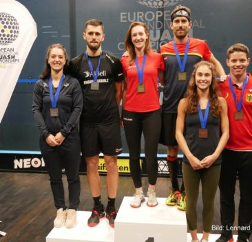 European Individual Closed Championships 2018