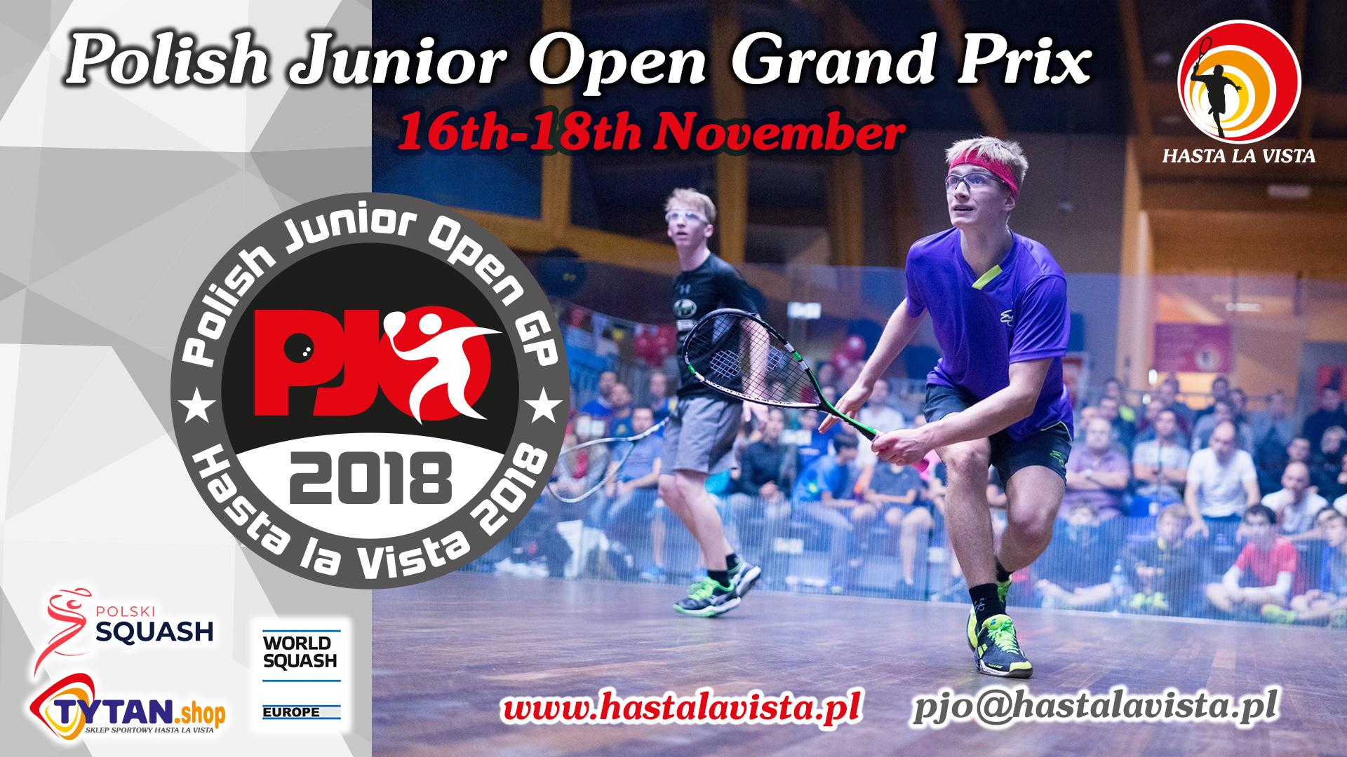 Polish Junior Open 2018