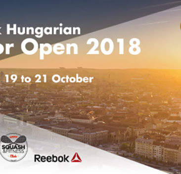 Hungarian Junior Open 2018
