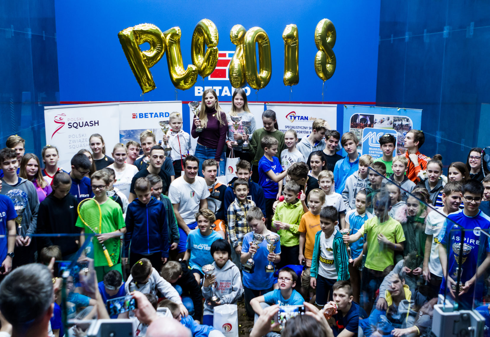 Polish Junior Open 2018 Grand Prix