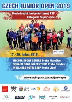 Czech Junior Open 2019