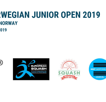Norwegian Junior Open 2019