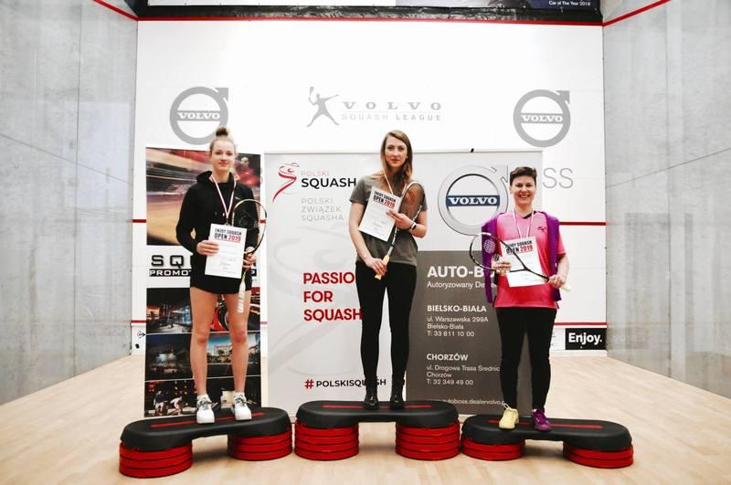 Seniorski turniej rangi A, Enjoy Squash&Fitness, Bielsko-Biała