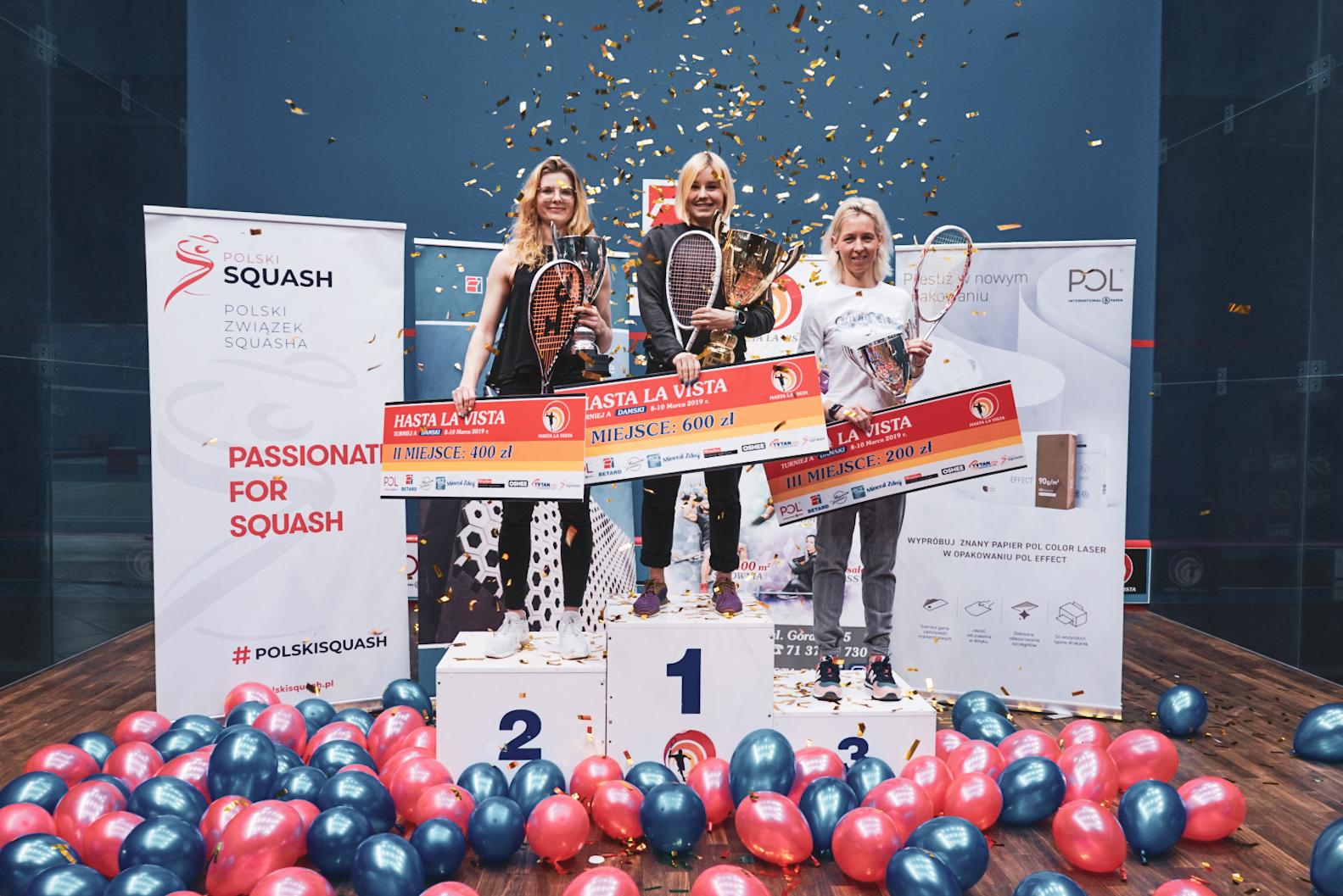 Seniorski i juniorski turniej rangi A, Hasta La Vista, Wrocław