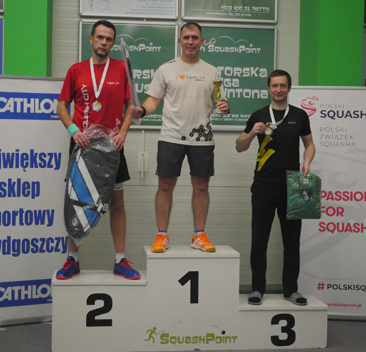 Masters Squash Tour vol. 1, Squash Point Bydgoszcz