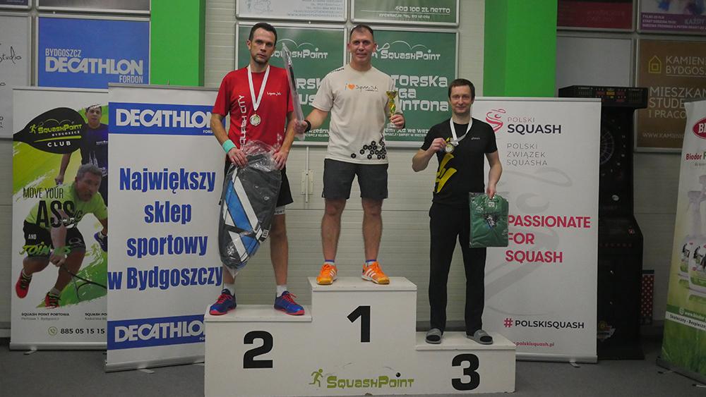Masters Squash Tour vol. 1, Squash Point Bydgoszcz