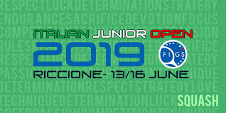 Italian Junior Open 2019
