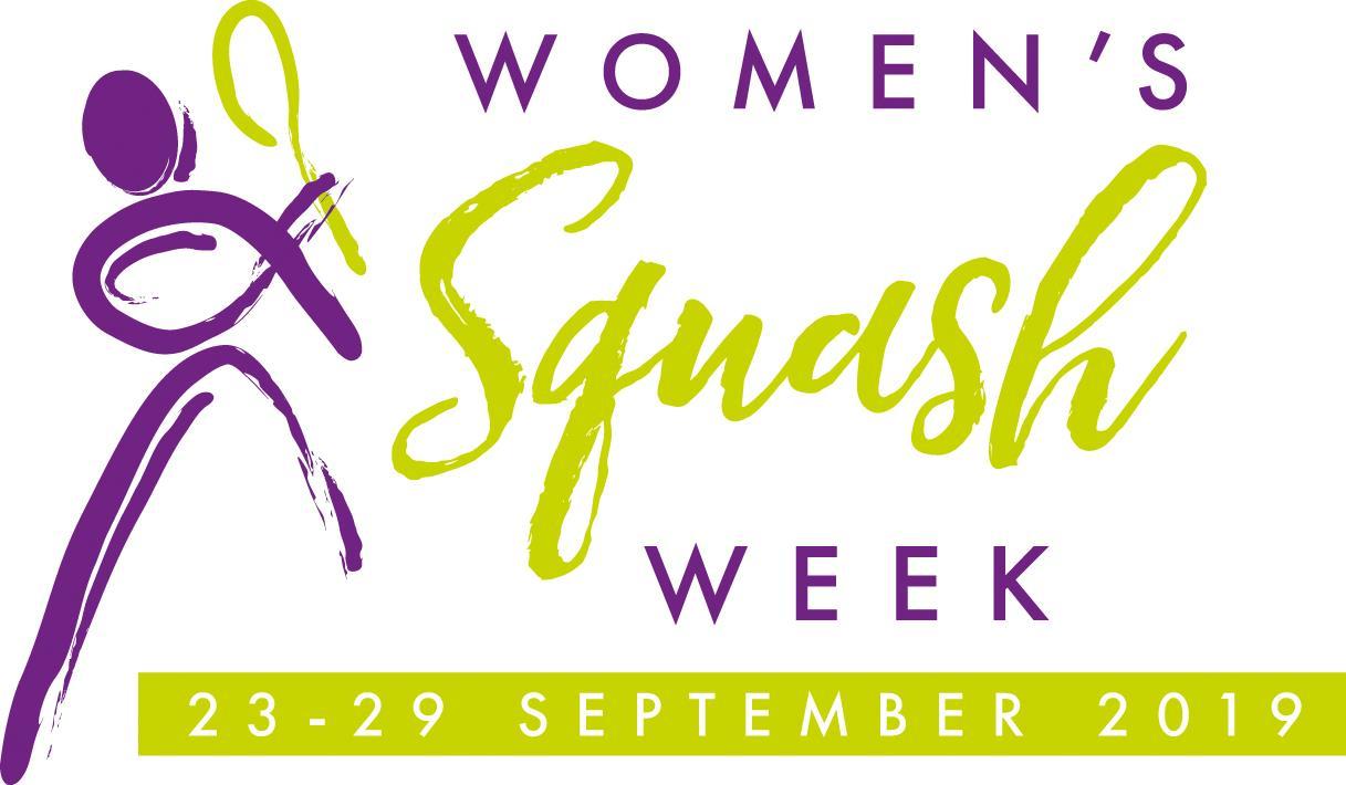 Tydzień Squasha Kobiet  23-29  września 2019