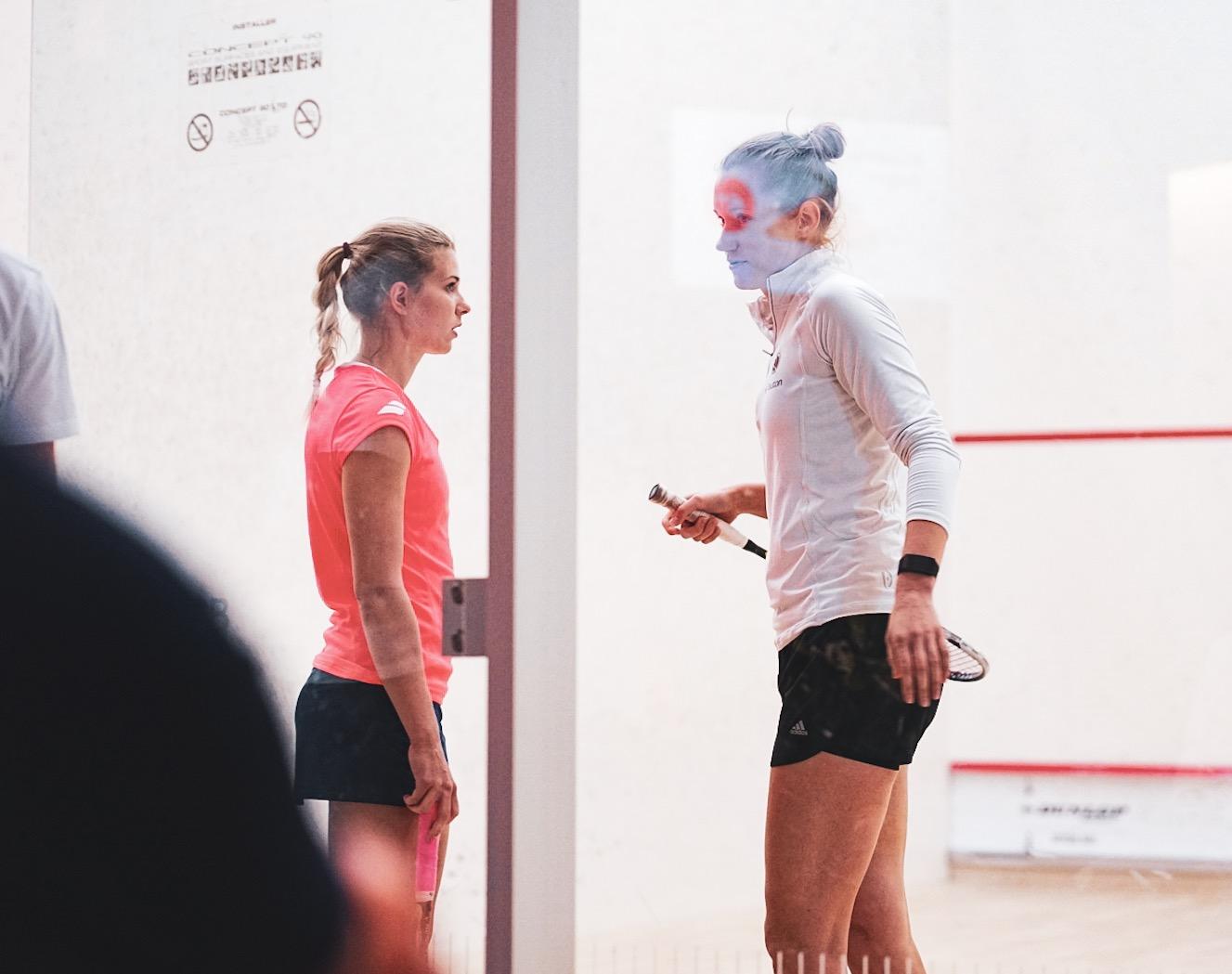 Natalia Ryfa vice-mistrzynią PSA Riga Cup 2019