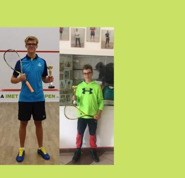 Jan Samborski i Jakub Zimecki Mistrzami Slovak Junior Open