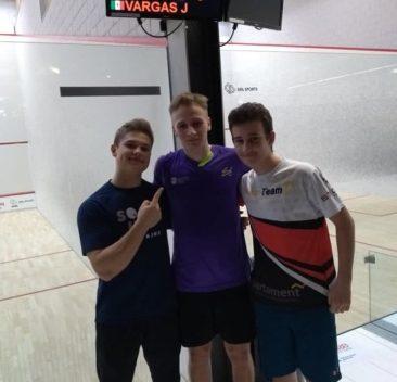 Dobry występ juniorów na Swiss Junior Open 2019