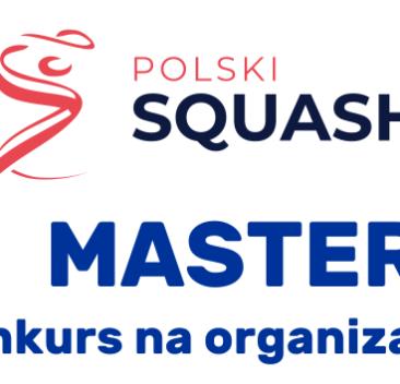 Konkurs na organizację turniejów A Masters w roku 2020