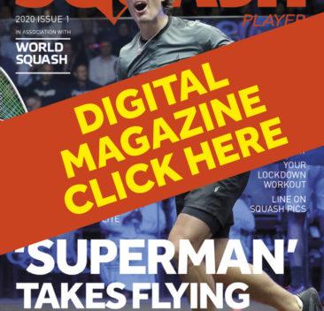 Nowy partner Polskiego Związku Squasha - Squash Player Magazine