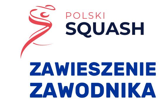 Zawieszenie Domagoja Spoljara w prawach zawodnika