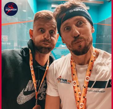 Masters Squash Tour - reaktywacja 29.05.2021.