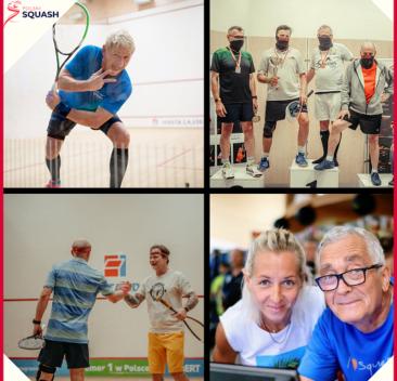 Masters Squash Tour - reaktywacja