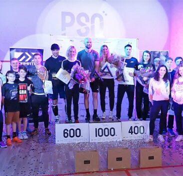 Wyniki turnieju FEZZ AUDIO SQUASH OPEN kat. A w Białymstoku