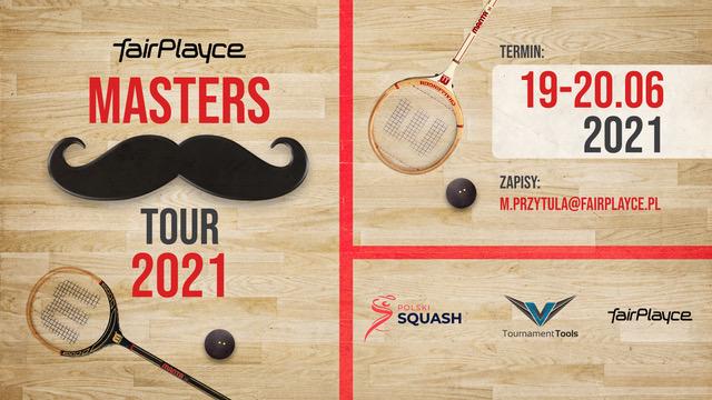 FAIRPLAYCE MASTERS TOUR 2021, 19-20.06.2021 wyniki turnieju