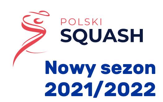Kalendarz rozgrywek PZSq na sezon 2021/2022