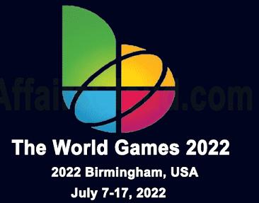 World Games 2022 - Birmingham/Alabama/USA