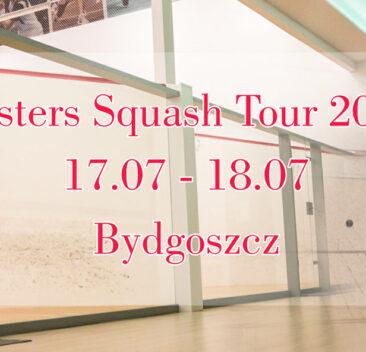 Master Squash Tour 2021 - Bydgoszcz