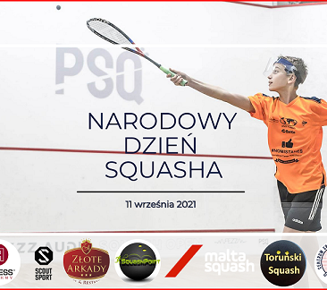 Narodowy Dzień Squasha w ramach Narodowego Dnia Sportu