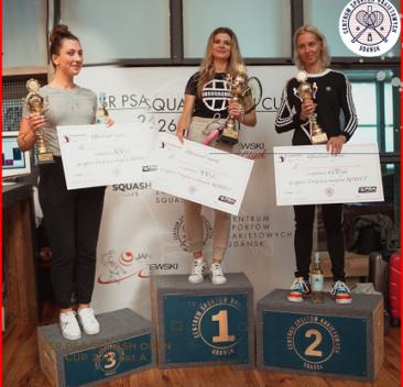 Najlepsi w CSR Gdańsk - turniej kat.A